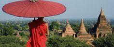 Bagan, Myanmar / Burma