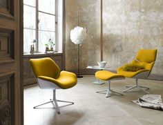 Shrimp Chair by Cor || A place to relax. CLICK IMAGE FOR MORE