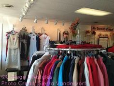 Need to do some spring shopping? Check out a boutique in Bloomington called My Sister's Closet. Read all about it here!