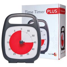 Time Timer - Therapy Aid, Autism, ADHD, ADD, Sensory. From Family Time Toys www.familytimeaustralia.com
