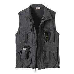 Men's 15-Pocket Voyager Vest