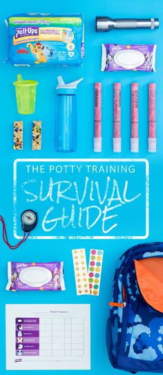 You're in for an unforgettable journey. Prepare yourself with this helpful survival guide. Parenting For Dummies, Kids And Parenting, Parenting Tips, Potty Training Girls, Toddler Fun, Baby Hacks, Babysitting, Survival Guide, Raising Kids