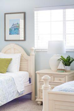 Coastal Guest Room |