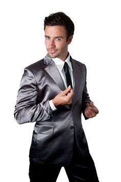 Premium Grey Suitjamas M