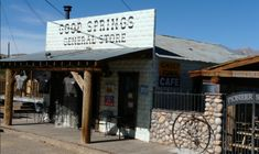 The General Store in Goodsprings, NV may be one of the oldest general stores in Nevada still serving customers. Vegas Fun, Las Vegas, Bbq Supplies, Virginia City, Real Estate Office, Fallout New Vegas, Old Farm Houses, Adventure Activities, Swimming Holes