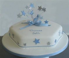 christening cake pictures | Christening Cakes