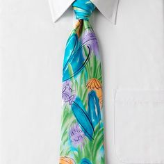 Jerry Garcia tie....Easter theme