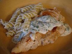 Recipe Rendezvous: Lemon-Basil Chicken with Basil Aioli