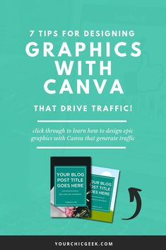 Looking for ways to boost traffic and conversions to your website with Canva designs? Check out these canva graphic design tips to learn how! Graphic Design Tools, Freelance Graphic Design, Tool Design, Custom Logo Design, Custom Logos, Just Dream, Dream Life, Letterhead Template, Digital Marketing