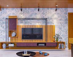 Tv Unit Furniture Design, Tv Unit Interior Design, Tv Wall Design, Ceiling Design, Tv Unit Decor, Tv Wall Decor, Wall Tv, Living Room Designs India, Living Room Tv Unit Designs