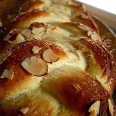 "Finnish Pulla I ""I am 50% Finnish and this recipe is as close as I've been able to find for the wonderful Finnish Nisu that my aunt Hulda used to make!"""