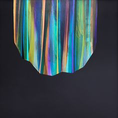 'Spells' by Mark Jessett,2017, acrylic on paper over board www.markjessett.com #abstractpainting #contemporaryabstractart