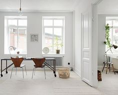 T.D.C | Homes to Inspire: Beautiful Light + Style