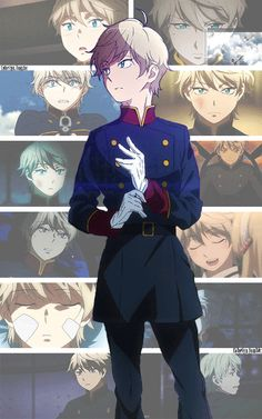 I love you, Slaine.