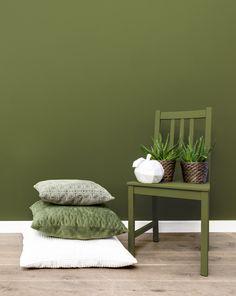 Moodpaints #Krijtverf, perfect voor het schilderen van muren, meubels én accessoires!