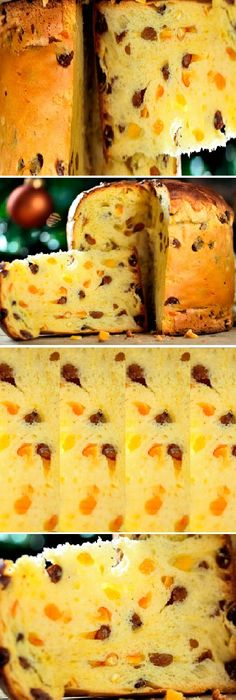 Ideas For Fruit Desserts Christmas Pound Cakes Sweets Recipes, My Recipes, Cooking Recipes, Fruit Diet Plan, Xmas Desserts, Sweet Dough, Fruit Bread, Pan Bread, Food Decoration