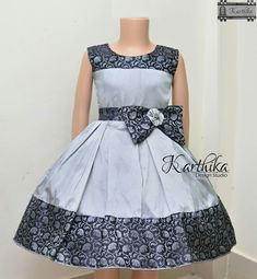 Baby Frock Pattern, Frock Patterns, Baby Girl Dress Patterns, Baby Frocks Designs, Kids Frocks Design, Girls Spring Dresses, Little Girl Dresses, Frocks And Gowns, Lehenga