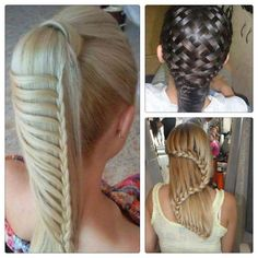 Fancy braiding hairstyles