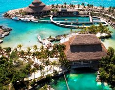Let your imagination soar on the Mayan Riviera Resorts. I will recommend a few on this lon coast called the Rivera Maya that stretches from Cancun in the north to the border with Belize in the south. Mexico Vacation, Vacation Trips, Dream Vacations, Vacation Spots, Cancun Vacation, Riveria Maya Mexico, Mexico Xcaret, Occidental Xcaret Mexico, Mexico Tourism