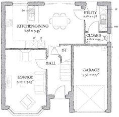 Redrow floorplan idea