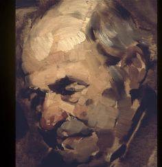 Frank Duveneck Study