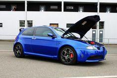alfa romeo 147 GTA paint colours - Google Search