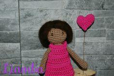 María muñeca crochet.