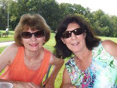 Kathy & Arleen Aug 2017