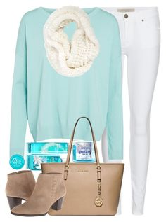 """""""Suposed to Snow Saturday"""" by red-velvet-n-pearls ❤ liked on Polyvore featuring Burberry, Weekend Max Mara, Michael Kors, Vionic and La Fiorentina"""
