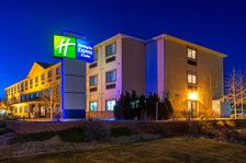 Alamosa Hotels: Holiday Inn Express & Suites Alamosa Hotel in Alamosa, Colorado