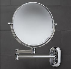Chatham Extension Mirror - traditional - bathroom mirrors - Restoration Hardware