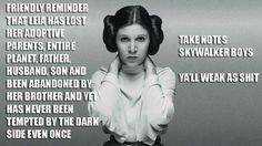 Skywalker Girls Rule!