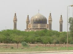 Battles Mosque in Baghdad