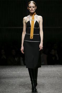 Prada fashion collection, autumn/winter 2014