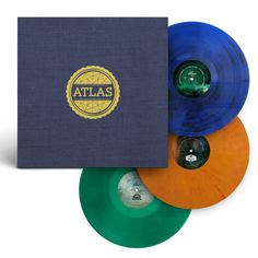 So excited for these songs to have a home on Vinyl, the world's classiest music format. This 2nd edition pressing includes: - 3 Randomly (and beaut...