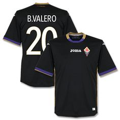 Joma Fiorentina 3rd B. Valero Shirt 2014 2015 (Fan Fiorentina 3rd B. Valero Shirt 2014 2015 (Fan Style Printing) http://www.comparestoreprices.co.uk/football-shirts/joma-fiorentina-3rd-b-valero-shirt-2014-2015-fan.asp