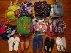 This Battered Suitcase: How To Pack For A Long (A Very Long) Trip