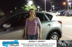 https://flic.kr/p/MtaXvy | #HappyAnniversary to Kamie and your 2015 #Mazda #Cx-5 from Teresa Mayon at Mazda of Mesquite! | www.deliverymaxx.com/DealerReviews.aspx?DealerCode=B979
