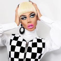 Naomi Smalls / Drag Queen / RuPaul's Drag Race