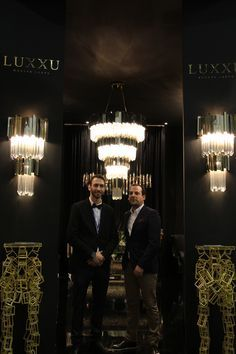 @Luxxu   Modern Lamps Modern Lamps. Know more at Maison et Objet Hall 7 Stand I16 J15 #celebratedesign #chandelier #luxurylamps #designforparis #luxurydesign #chandelier #luxurylighting www.covetlounge.net