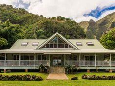 ultimate hawaii home! oh man. . . i wish they had blueprints