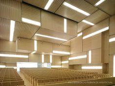 MGM Arquitectos || Teatro Ramos Carrión (Zamora, España) || 2005