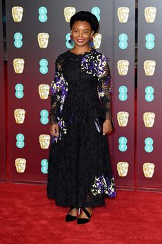 Rungano Nyoni - The Most Stunning Looks from the 2018 BAFTA Awards - Photos
