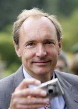 Sir Tim Berners-Lee - British computer scientist who invented the World Wide Web Win Money, The Inventors, Image News, Computer Science, Change The World, Revolutionaries, Historical Photos, Inventions, History