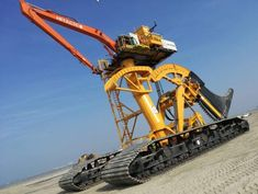 Most popular Construction Machines videos and galleries. Heavy Construction Equipment, Construction Machines, Heavy Equipment, Building A Dock, Agriculture Machine, Electric Trike, Caterpillar Equipment, Heavy And Light, Mining Equipment