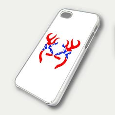 Browning Deer Hunting - iPhone 4 Case, iPhone 4s Case and iPhone 5 case FDL7. $14.99, via Etsy.