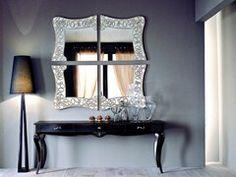 C260 | Specchio con cornice