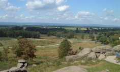 Gettysburg National Military Park | Gettysburg National Military Park Transportation - Taxi, Train, Bus ...