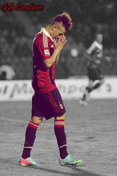 Stephan El Shaarawy - AC Milan - Wallpaper