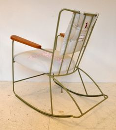 Ernest Race rocking chair